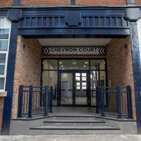 Chevron Court Leicester 13